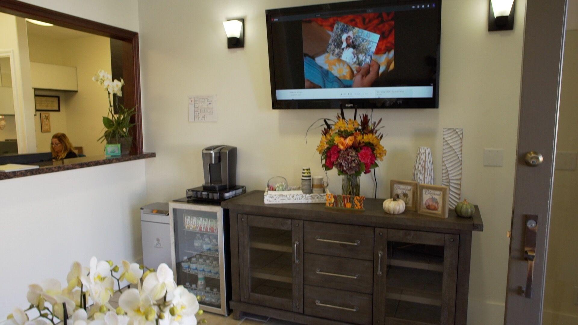 Calabasas Institute office pictures